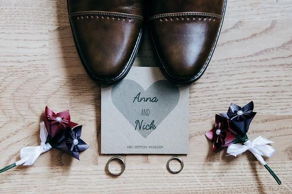 Nick & Anna