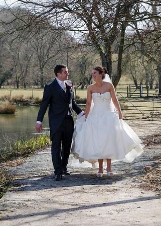 Mid Wales Wedding