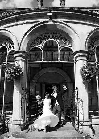 Grittleton House, Chippenham Wedding