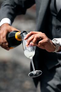 A Celebratory Drink
