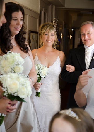 The Bear Hotel in Hungerford Wedding