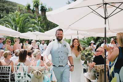 Wedding Hayley + Barry