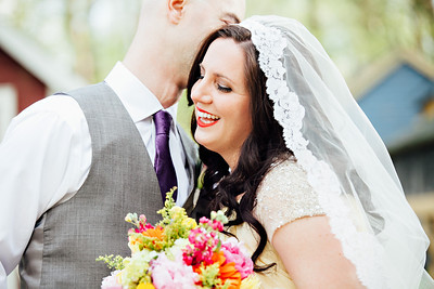 Greenwood Trails Bride and Groom Photograph