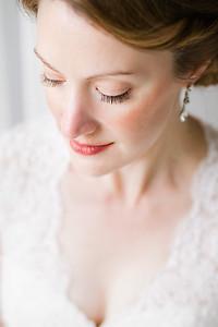 Rhode Island Bride Portrait