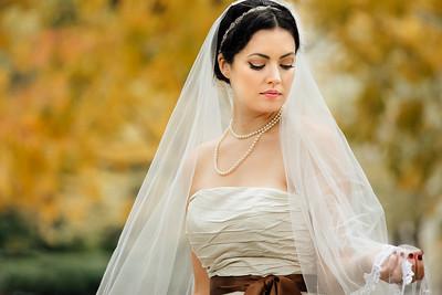 Washington Square Park Wedding Model