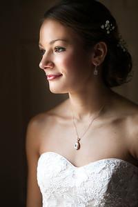 Derby Connecticut Bride Portrait