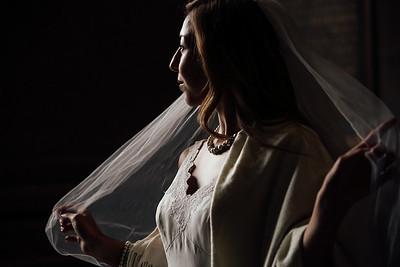 Beautiful Wedding Model Photo in Philadelphia