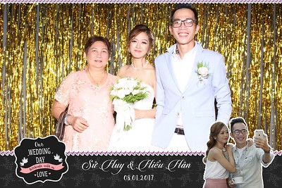 Wedding - Huy & Han - 08.01.2017