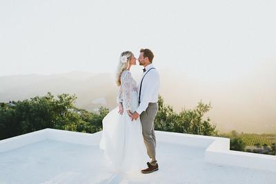 Wedding Jeanette + Sebastian