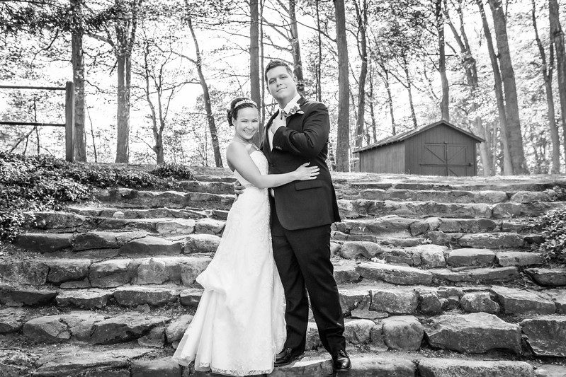 Jennie & EJ Wedding_00002-BW