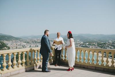 Wedding Joanna + David