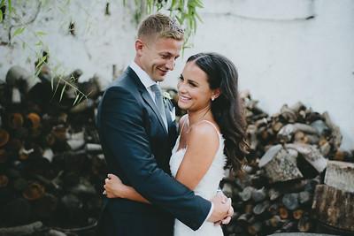 Wedding Jodie + Will