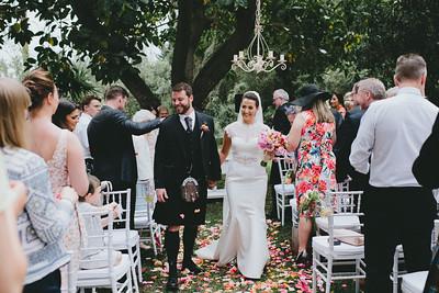 Wedding Julia + Calum