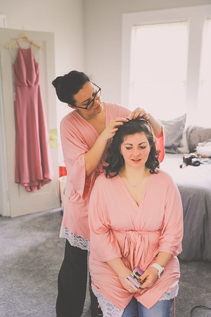 Wedding - Ladies Prep