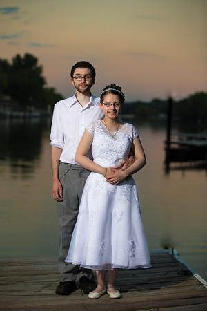 Wedding Laura and Curtis Stettner