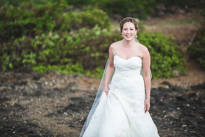 Destination Wedding: Leslie & Tanner in Maui, HI by Joe Connolly