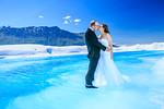 Girdwood Helicopter Wedding: Jesika & Damon by Shannon McGuire