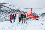 Girdwood Helicopter Wedding: Chloe & Jason by Joe Connolly