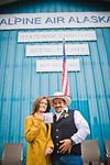 Girdwood Helicopter Wedding: Kyla & Tom by Joe Connolly
