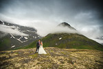 Girdwood Helicopter Wedding: Cong & XinDi by Joe Connolly