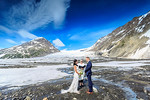 Girdwood Helicopter Wedding: Tammy & Russell by Joe Connolly