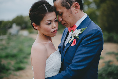 Wedding Maki + Ryo