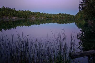 Pink Lake, Gatineau Park - Lac Pink, Parc de la Gatineau