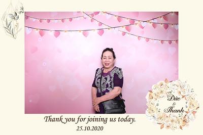 Dịch vụ in ảnh lấy liền & cho thuê photobooth tại tiệc cưới của Minh Đức & Đan Thanh| Instant Print Photobooth Vietnam at Minh Duc & Dan Thanh's Wedding