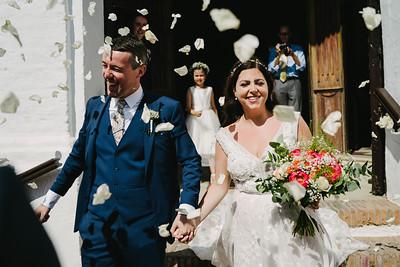 Wedding Miriam + Stephen