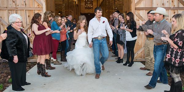 Wedding Morgan Lauren Key Jonathon Tyler Weems