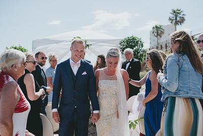 Wedding Natasja + Jakob