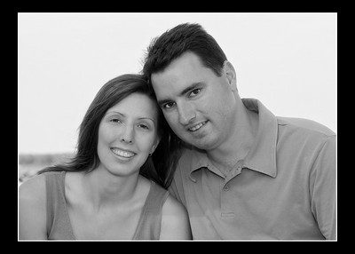 Hi Tom and Lisa,  The engagement pictures are beautiful!    We have already received many compliments on your work!     We forwarded the link to some people who asked whether orders should be placed through you or the website.   Thanks!  Lisa and Pat