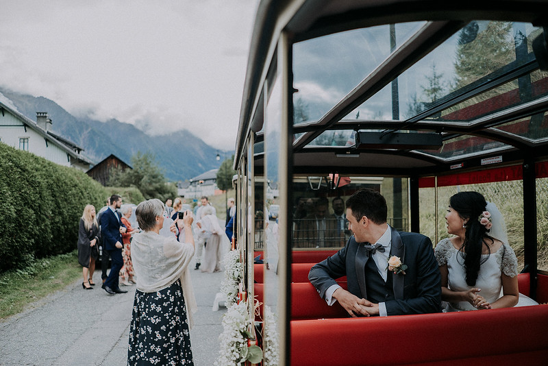 French Alps Wedding in Chamonix