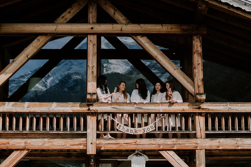 French Alps Wedding in Chamonix