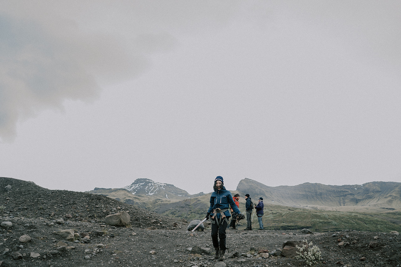 Iceland Elopement Wedding