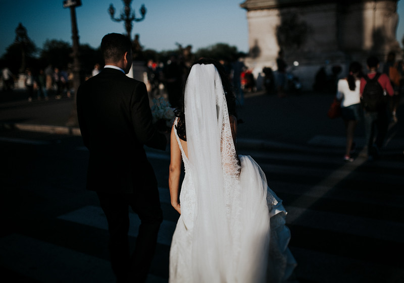 Wedding Photographer Paris France