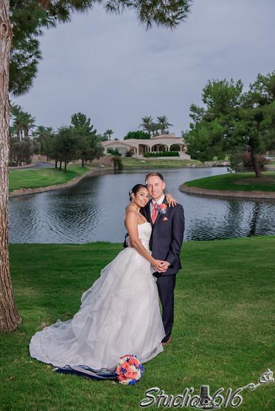 Phoenix Wedding Photographers - Studio 616 Photography