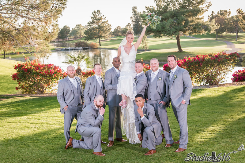 Phoenix Wedding Photographers © Studio 616 Photography