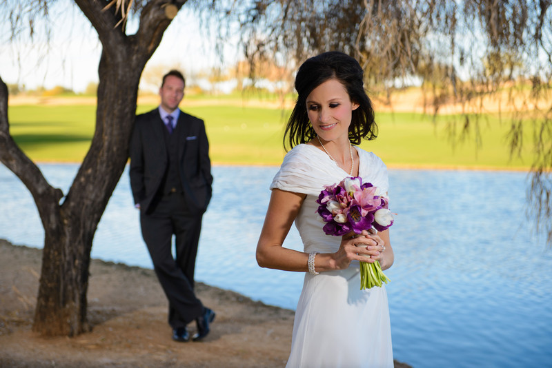 A Peek at Maggie & Carl's Amazing Scottsdale Wedding Photography!