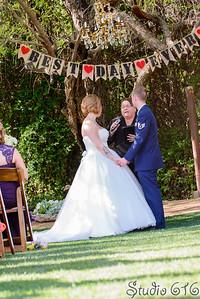 Kyle and Molly's Phoenix Wedding Photographer - Studio 616 Photography