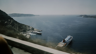 Wedding at Rocabella Hotel, Santorini