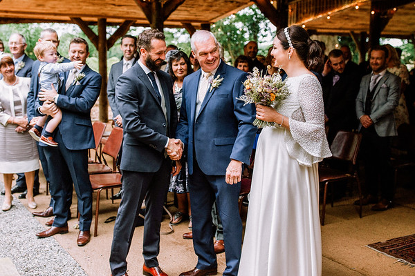 Wedding at the Martinstown House - wedding photographer Kildare