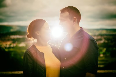 Pre-wedding shoot for Jade and Alex