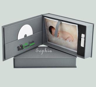 8GB USB Elegant 9x6 Print Box 3