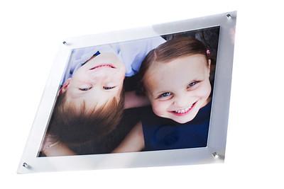 Frames, Canvas, Acrylic and Glacier Blocks: Acrylic Window 1