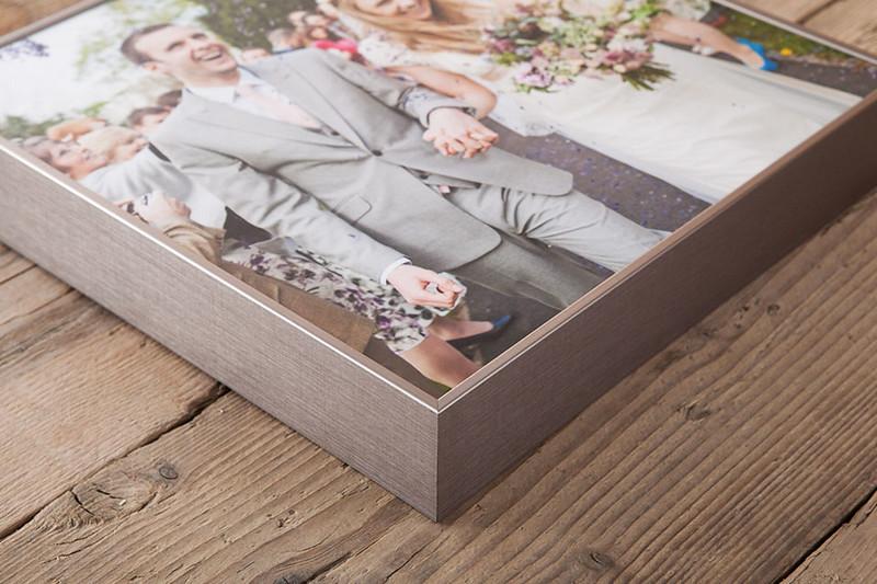 Frames, Canvas, Acrylic and Glacier Blocks: Box Frame 3