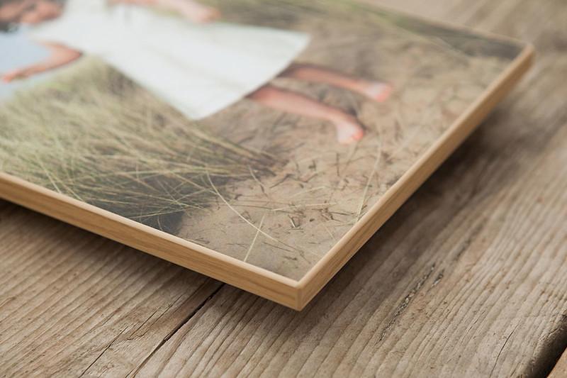 Frames, Canvas, Acrylic and Glacier Blocks: Edge Print 2