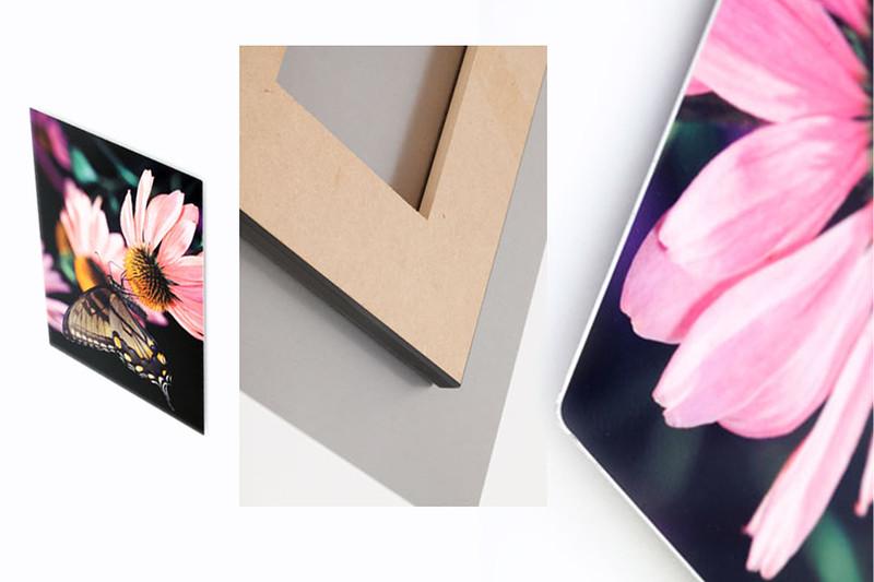 Frames, Canvas, Acrylic and Glacier Blocks: Alumini Print 5