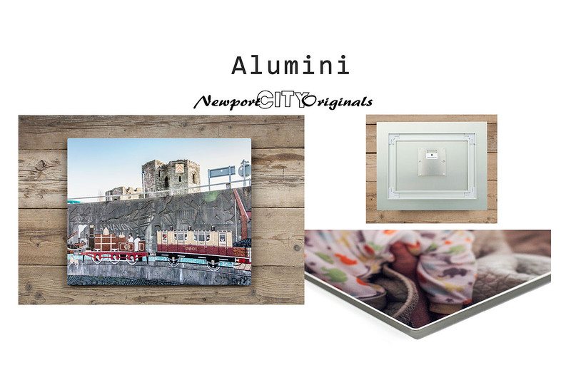 Alumini: Frames & Display options