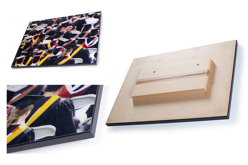 Frames, Canvas, Acrylic and Glacier Blocks: Edge Print 7